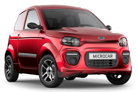 MICROCAR M.GO PLUS 3-4 AVANT